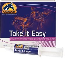 Cavalor Take it easy 5 tubes box