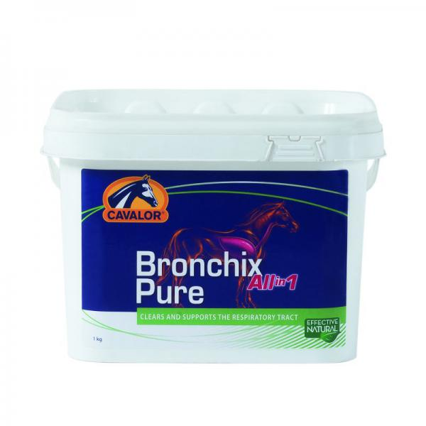 Cavalor Bronchix Pure ALL IN ONE 1kg Eimer
