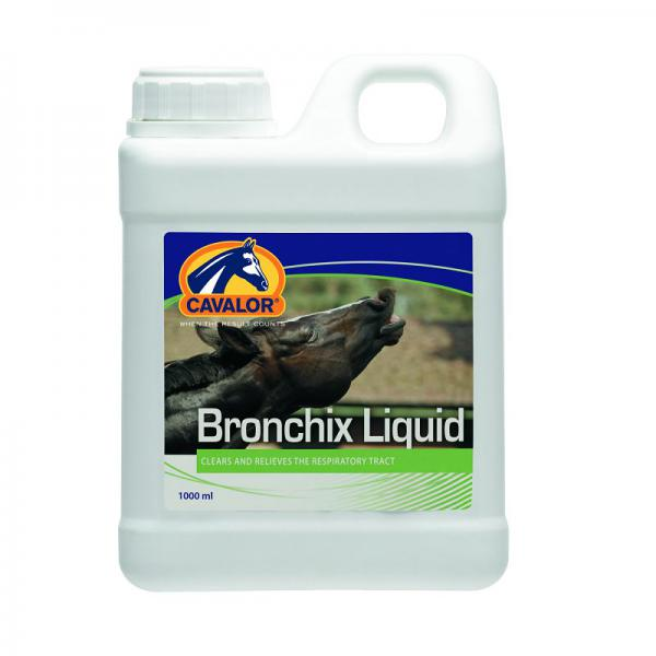 Cavalor Bronchix Liquid 1l Flasche