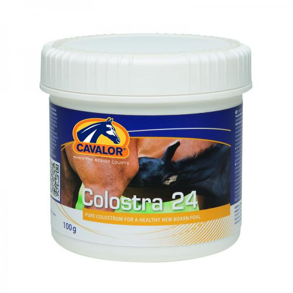 Cavalor COLOSTRA 24 100g Dose