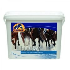 Cavalor ICY CLAY 10kg Eimer