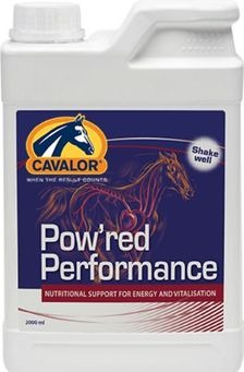 Cavalor POW'RED PERFORMANCE Flasche 2l